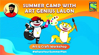Art & Craft Workshop with Lalon